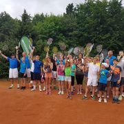 Jugendspieler und Betreuer zu Gast in Spremberg